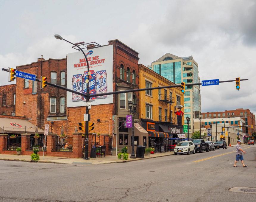Buffalo – miasto, które ma w sobie coś