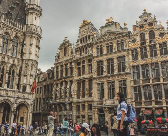 Bruksela – miasto na 10 punktów