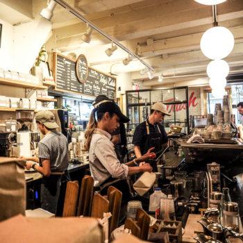 Instagramowe kawiarnie w Nowym Jorku