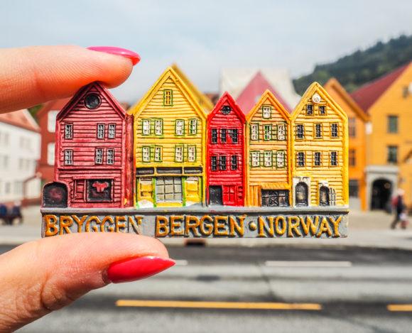 1 dzień w Bergen