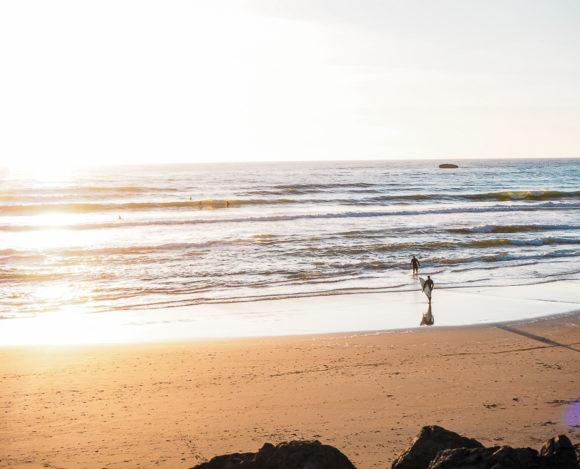 Biarritz – surfing i elegancja Francja