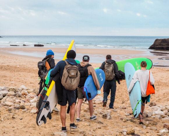 Sagres – surferska miejscówka w portugalskim Algarve