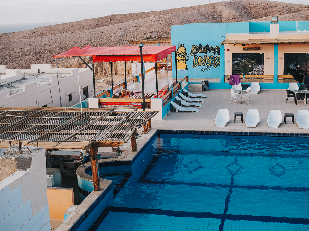 Jordania Aqaba Adventure Divers Village