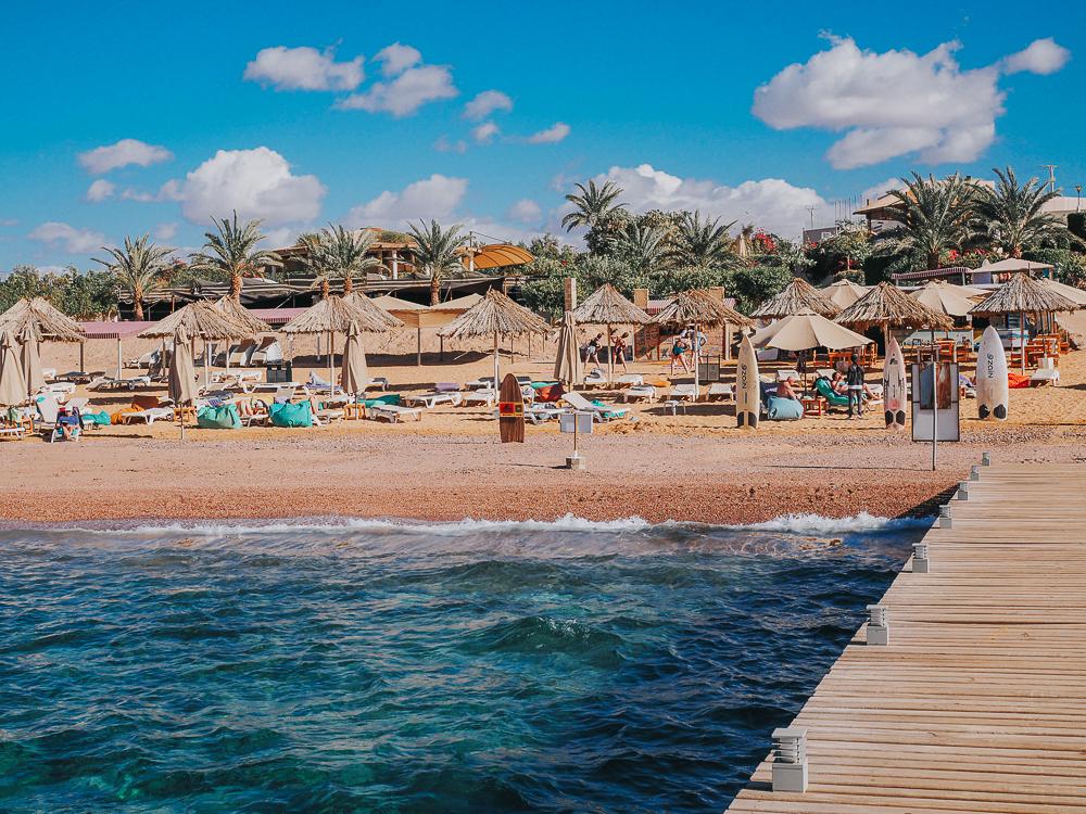 Jordania - Berenice Beach